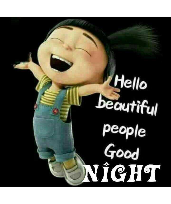 🌟🌟🌟🌟 শুভ রাত্রি 🌟🌟🌟🌟 - Hello beautiful people Good NIGHT - ShareChat