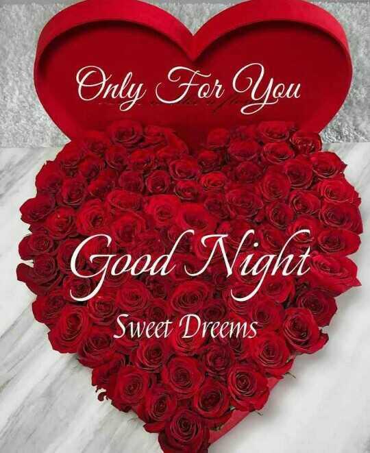 🌑শুভ রাত্রি - Only For You Good Night Sweet Dreems - ShareChat