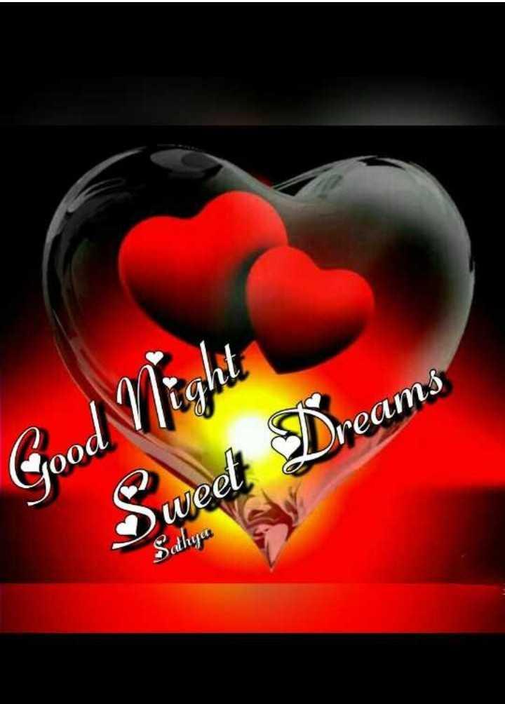 🌑শুভ রাত্রি - Good Night Sweet Dream Sathya - ShareChat