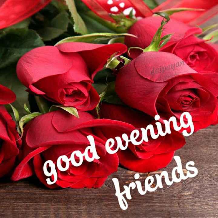 🌗শুভ সন্ধ্যা - Ολαιοαναη good evening friends - ShareChat