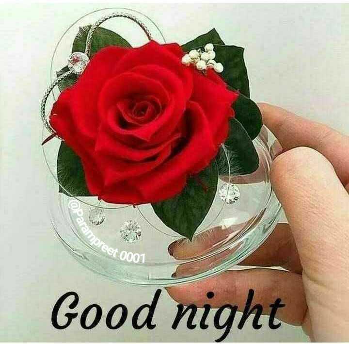 😴 শুভৰাত্ৰি - @ Parampre preet 0001 Good night - ShareChat