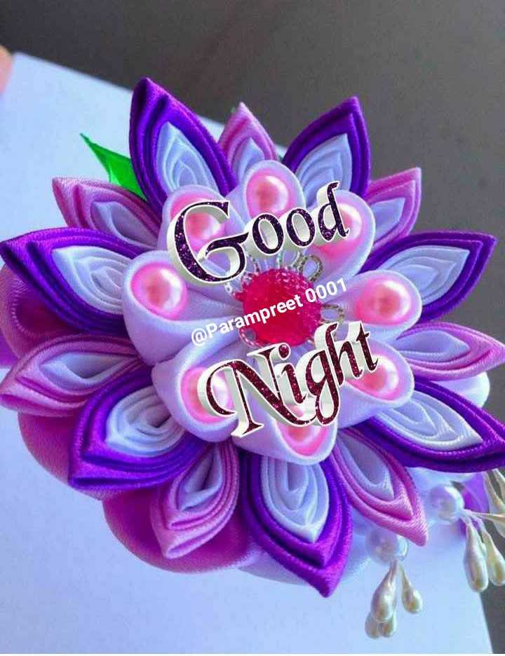 😴 শুভৰাত্ৰি - Good @ Parampreet 0001 Night - ShareChat