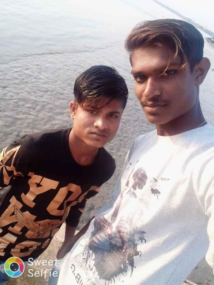 শেয়ারচ্যাটে নতুন চমক - Sweet Selfie BG - ShareChat