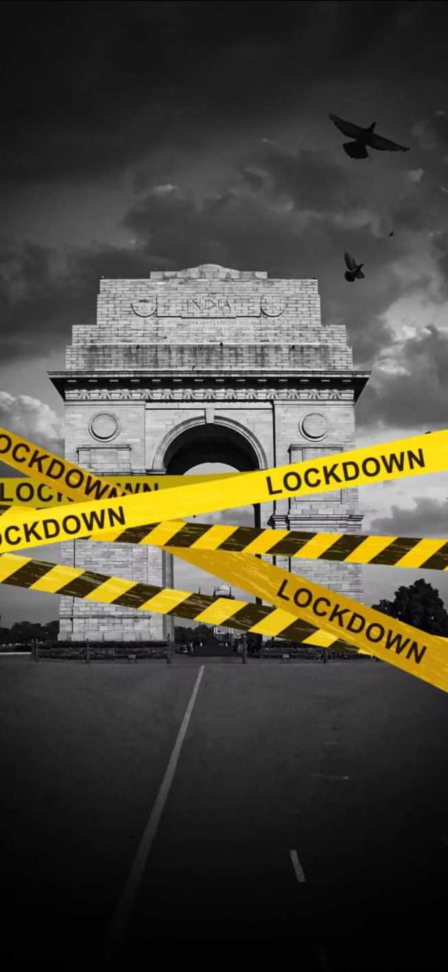 সমগ্ৰ পৃথিৱীত ক'ৰোণাৰ আতংক - LOCOWANN LOCKDOWN CKDOWN LOCKDOWN - ShareChat