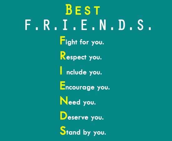 👫সম্পর্ক - BEST F . R . I . E . N . D . S . Fight for you . Respect you . nclude you . Encourage you . Need you . Deserve you . Stand by you . - ShareChat