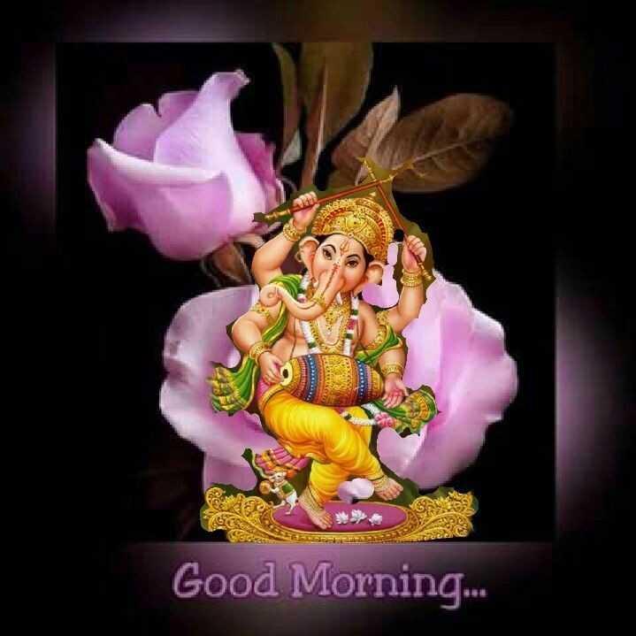 সিদ্ধিদাতা গনেশ 🙏 - Good Morning . . . - ShareChat