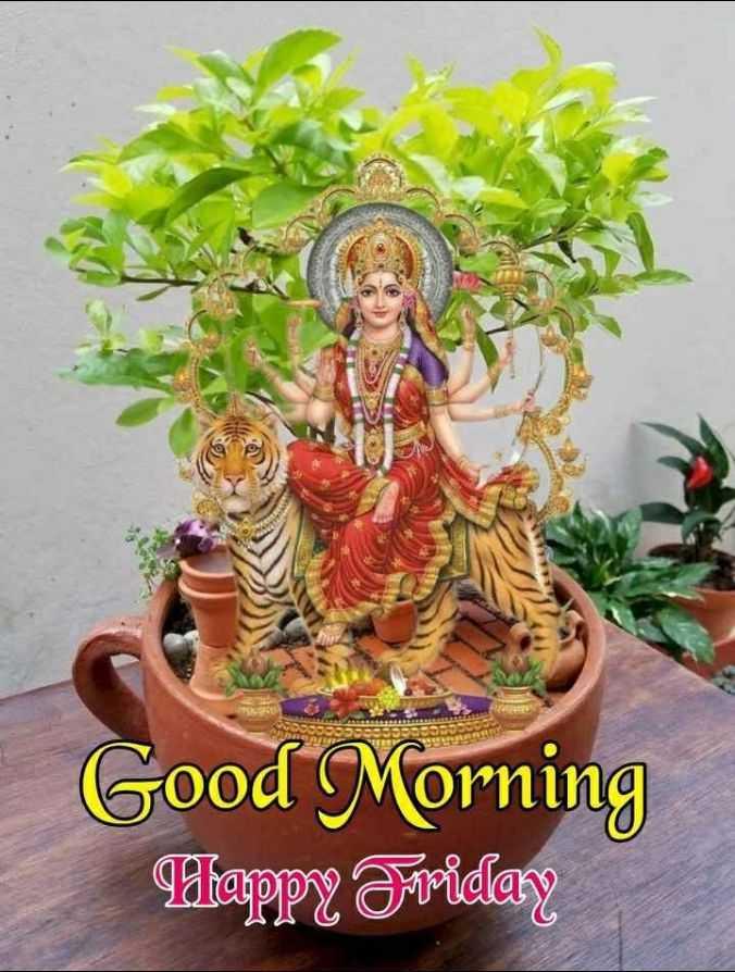 🌞সুপ্রভাত - Good Morning Tahappy Friday - ShareChat