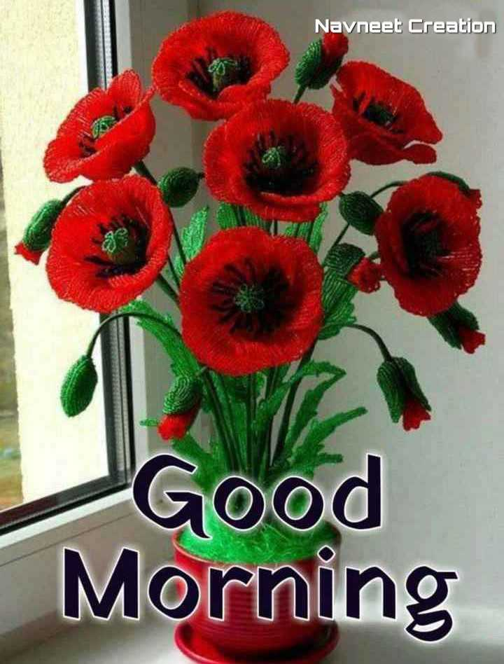 🌞সুপ্রভাত - Navneet Creation Good Morning - ShareChat