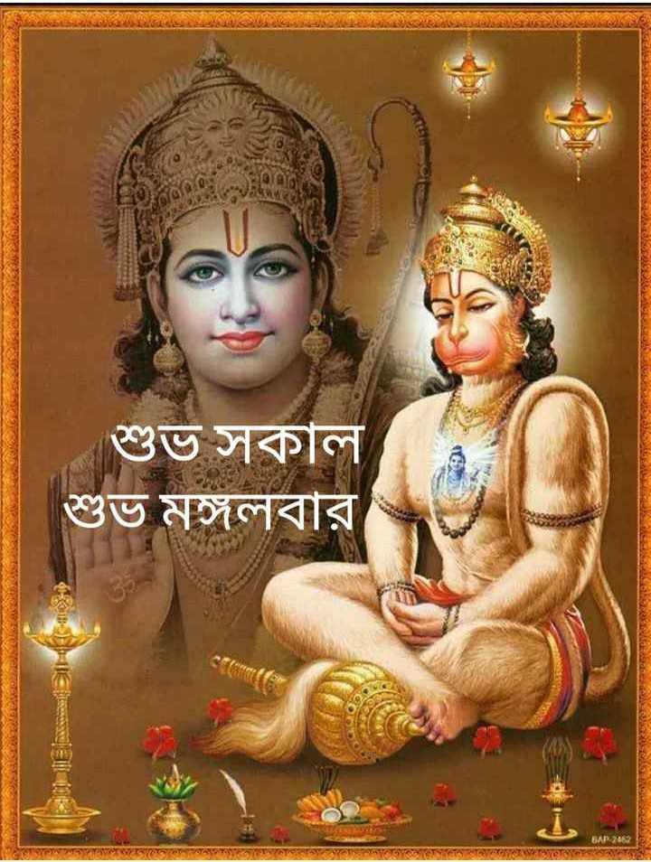🌞সুপ্রভাত - শুভ সকাল শুভ মঙ্গলবার | SAP . 3462 - ShareChat