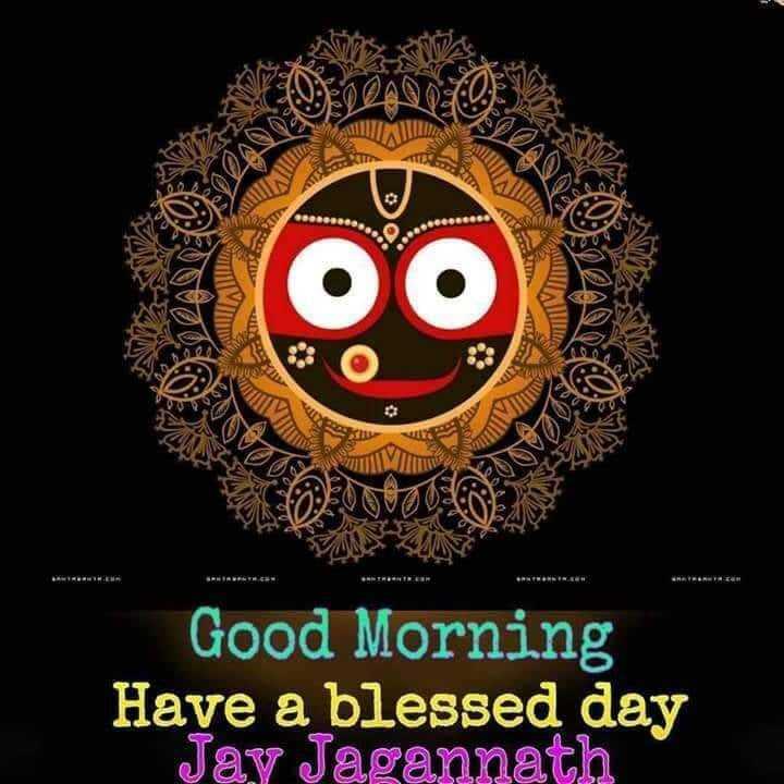 🌞সুপ্রভাত - mag 11 VITTU Good Morning Have a blessed day Jay Jagannath - ShareChat