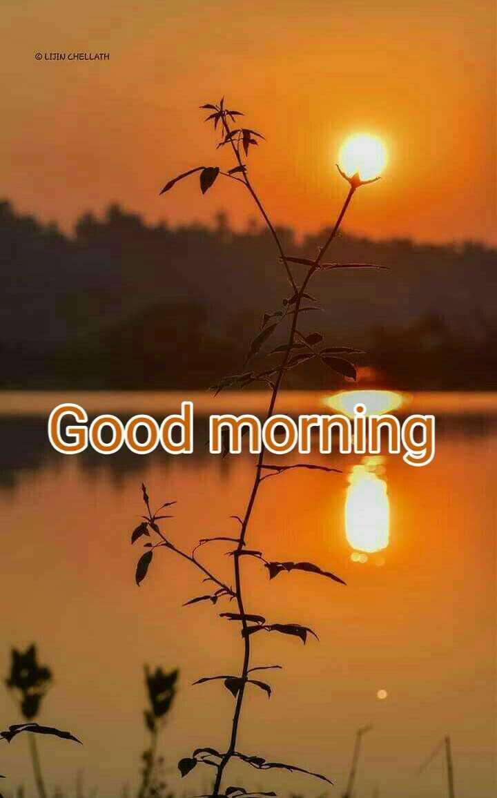 🌞সুপ্রভাত - LIJIN CHELLATH Good morning - ShareChat