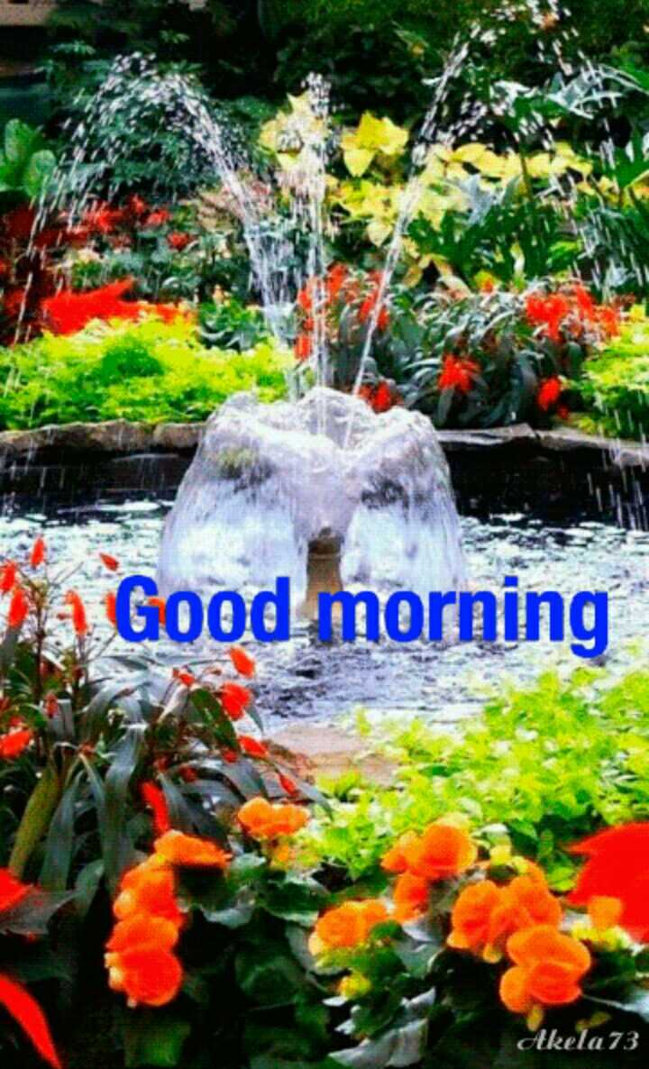 🌞 সুপ্ৰভাত - na Good morning Akela 73 - ShareChat