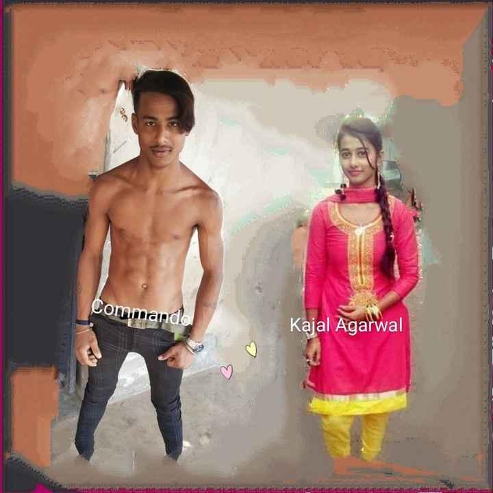 🌞 সুপ্ৰভাত - Commando Kajal Agarwal ♡ ♡ - ShareChat