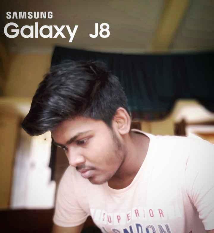 🤳 সেলফি - SAMSUNG Galaxy J8 SUPERIOR - ShareChat