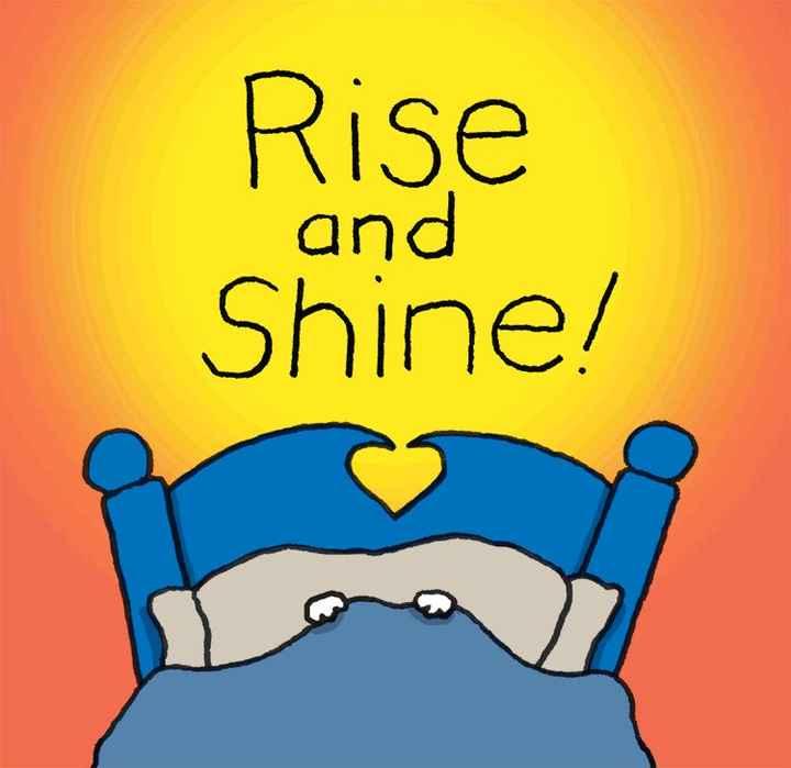 🤣হাস্যকর ভিডিও - Rise and Shine ! - ShareChat