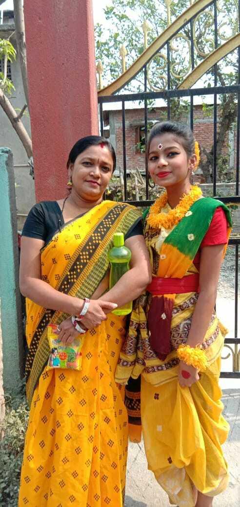 হোলি সেলফি - TO - ShareChat
