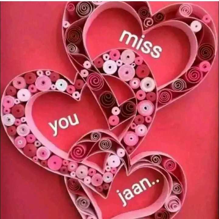 😎 হোৱাটচ এপ স্টেটাছ - miss you jaan . . - ShareChat