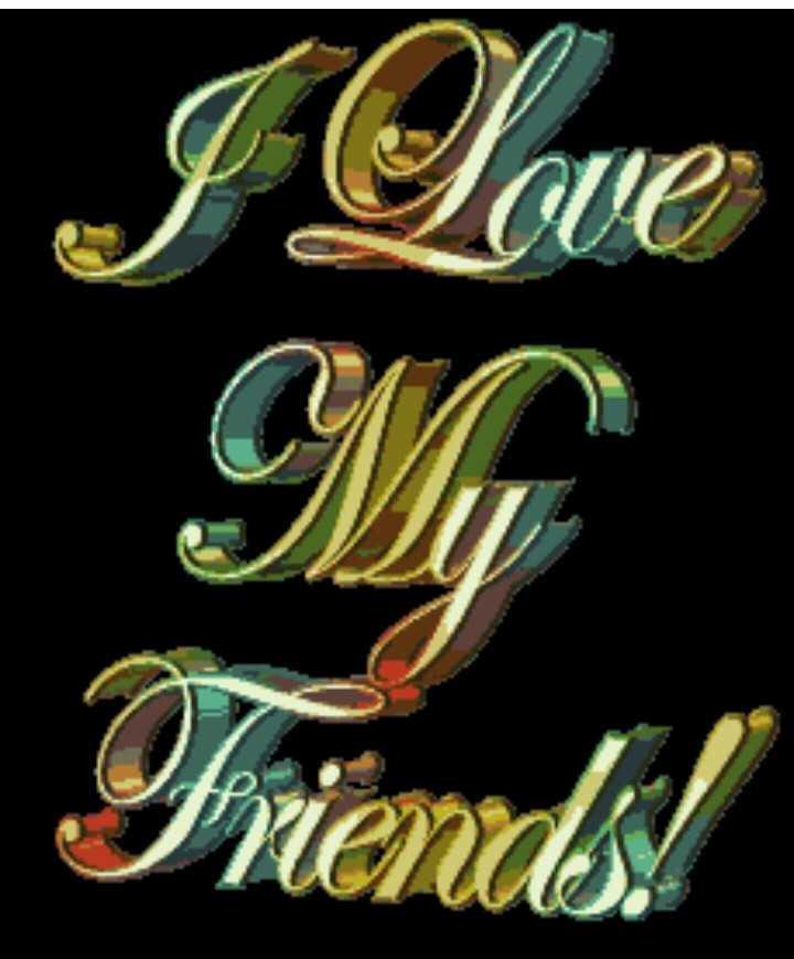😎 হোৱাটচ এপ স্টেটাছ - I Love Friends ! - ShareChat