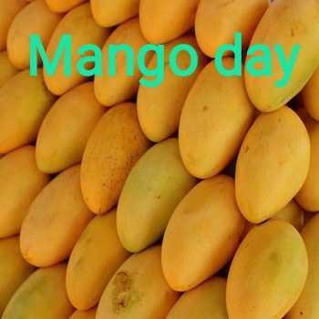 🥭ਅੰਬ ਦਿਵਸ - Mangod - ShareChat