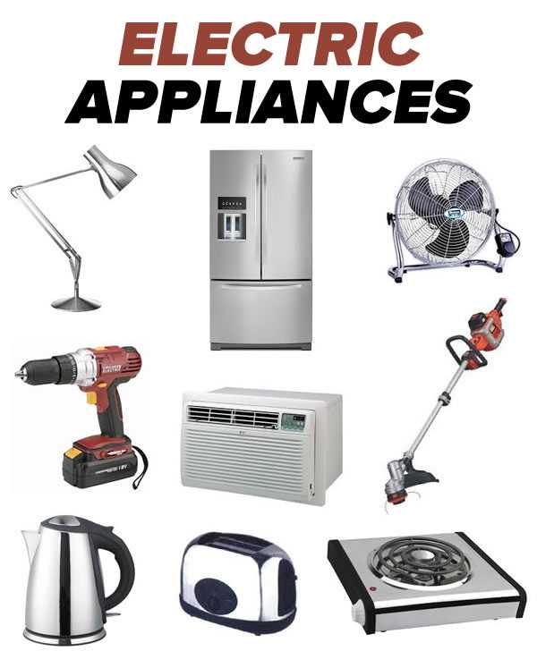 📺 ਇਲੈਕਟ੍ਰਾਨਿਕ appliances - ELECTRIC APPLIANCES - ShareChat
