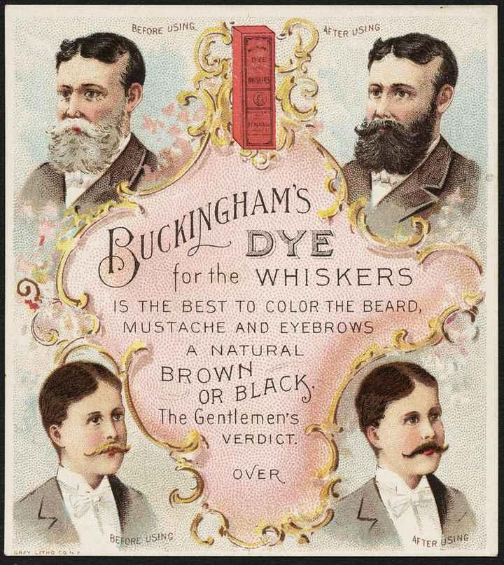 🧔 ਕੁੰਡੀਆਂ ਮੁੱਛਾਂ ਤੇ ਦਾੜੀ - BEFORE USING AFTER USING THISKERE VINGHAMS E DYE for the WHISKERS IS THE BEST TO COLOR THE BEARD , MUSTACHE AND EYEBROWS A NATURAL BROWN . OR BLACK : The Gentlemen ' s | VERDICT . OVER BEFORE USING AFTER USING - ShareChat