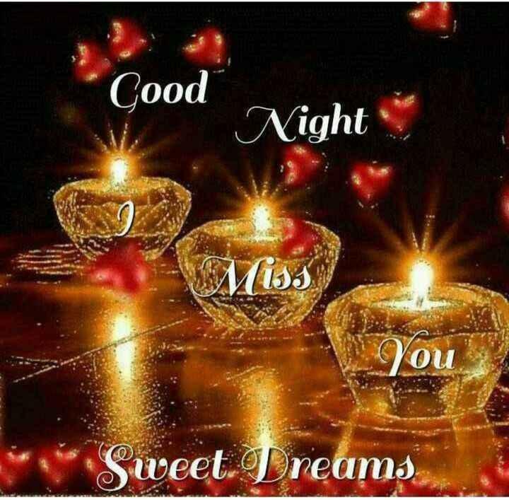 🌙  ਗੁੱਡ ਨਾਇਟ ਵੀਡੀਓ - Cood Night Miss Jou Sweet Dreams mo - ShareChat