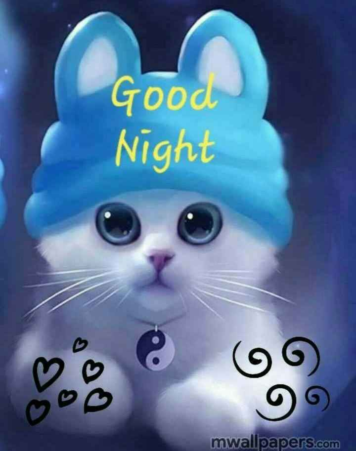 🌙  ਗੁੱਡ ਨਾਇਟ ਵੀਡੀਓ - Good Night mwallpapers . com - ShareChat