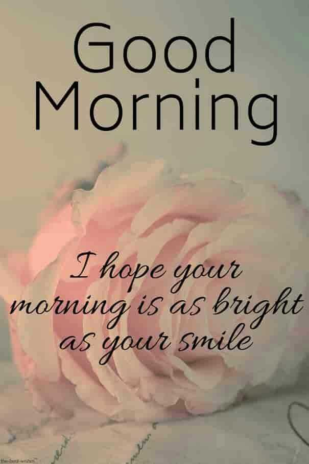 🌅 ਗੁੱਡ ਮੋਰਨਿੰਗ - Good Morning I hope your morning is as bright as your Smile - ShareChat