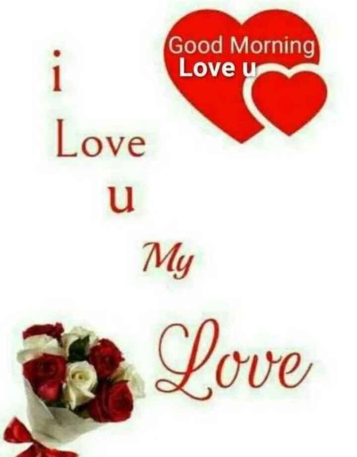 🌅 ਗੁੱਡ ਮੋਰਨਿੰਗ - Good Morning Love u Love u My Love - ShareChat