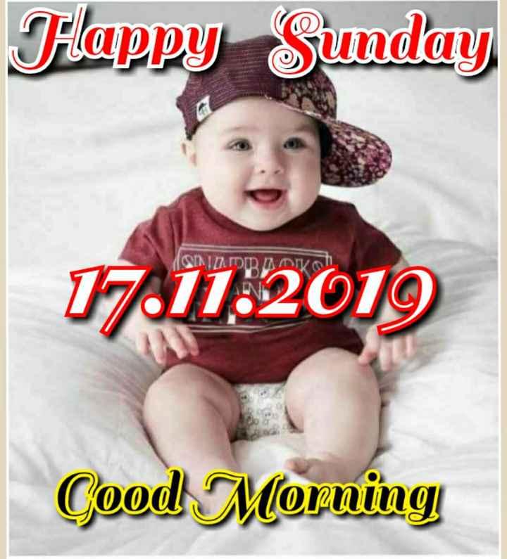 🌅 ਗੁੱਡ ਮੋਰਨਿੰਗ - JHappy Sunday ΛΙΝΙΛΤΟΓD Λ ΓΚΙ 17 . 11 . 2019 Cood Morning - ShareChat
