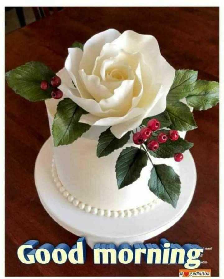 🌅 ਗੁੱਡ ਮੋਰਨਿੰਗ - Good morning gndhillon - ShareChat