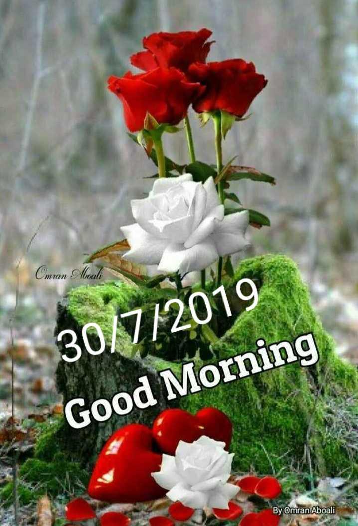 🌅 ਗੁੱਡ ਮੋਰਨਿੰਗ - Cman Moali 30 / 7 / 2019 * Good Morning By Omran Aboali - ShareChat