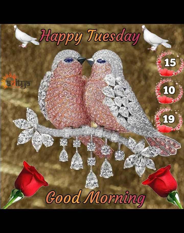🌅 ਗੁੱਡ ਮੋਰਨਿੰਗ - Happy Tuesday 165 aitya 10 19 Good Morning - ShareChat