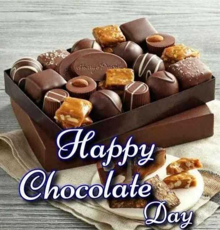 🌅 ਗੁੱਡ ਮੋਰਨਿੰਗ - Happy Chocolate Day - ShareChat