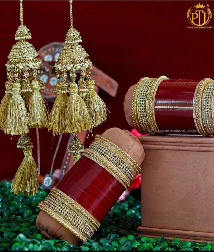 😍 ਚੂੜਾ ਲਵਰਜ਼ - PUNASTRADITIONAL EWELLERY 21220000 PLY Runjabi Traditional Jeweller ege - ShareChat