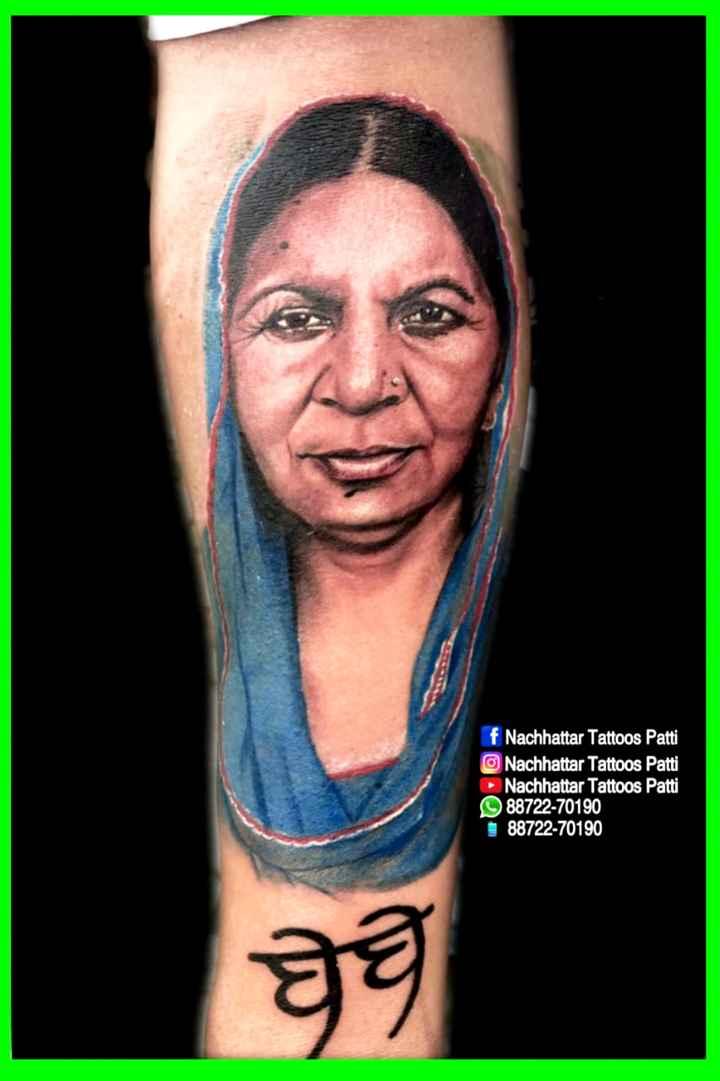 🕊 ਟੈਟੂ - f Nachhattar Tattoos Patti Nachhattar Tattoos Patti Nachhattar Tattoos Patti 088722 - 70190 88722 - 70190 - ShareChat