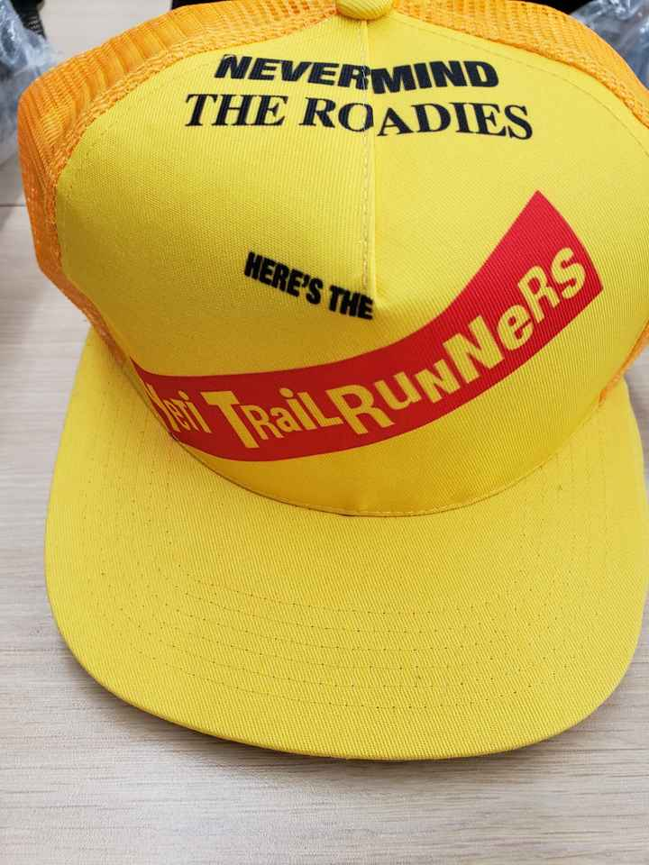 👒 ਟੋਪੀਆਂ ਦੇ ਸਟਾਈਲ 🎩 - NEVERMIND THE ROADIES HERE ' S THE 01 ThaiLRUN RUNNERS - ShareChat