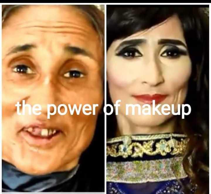 💖 ਦਿਲ ਦੇ ਜਜਬਾਤ - the power of makeup - ShareChat