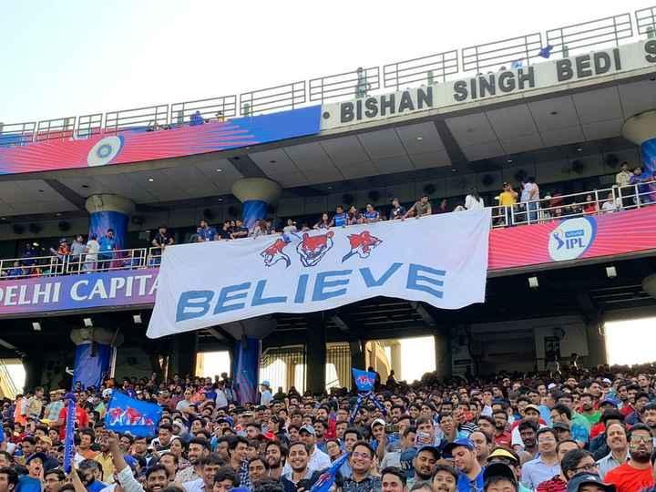 🏏ਦਿੱਲੀ ਕੈਪਿਟਲਜ਼ - AN SI • BISHAN SINGH BEDI S SEEBIRA Vive > IPL DELHI CAPITA - ShareChat