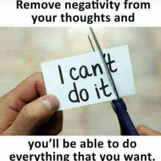 🤓 ਪੜ੍ਹਾਈ ਵੀ, ਮਸਤੀ ਵੀ - Remove negativity from your thoughts and I can ' t do it ! you ' ll be able to do everything that you want . - ShareChat