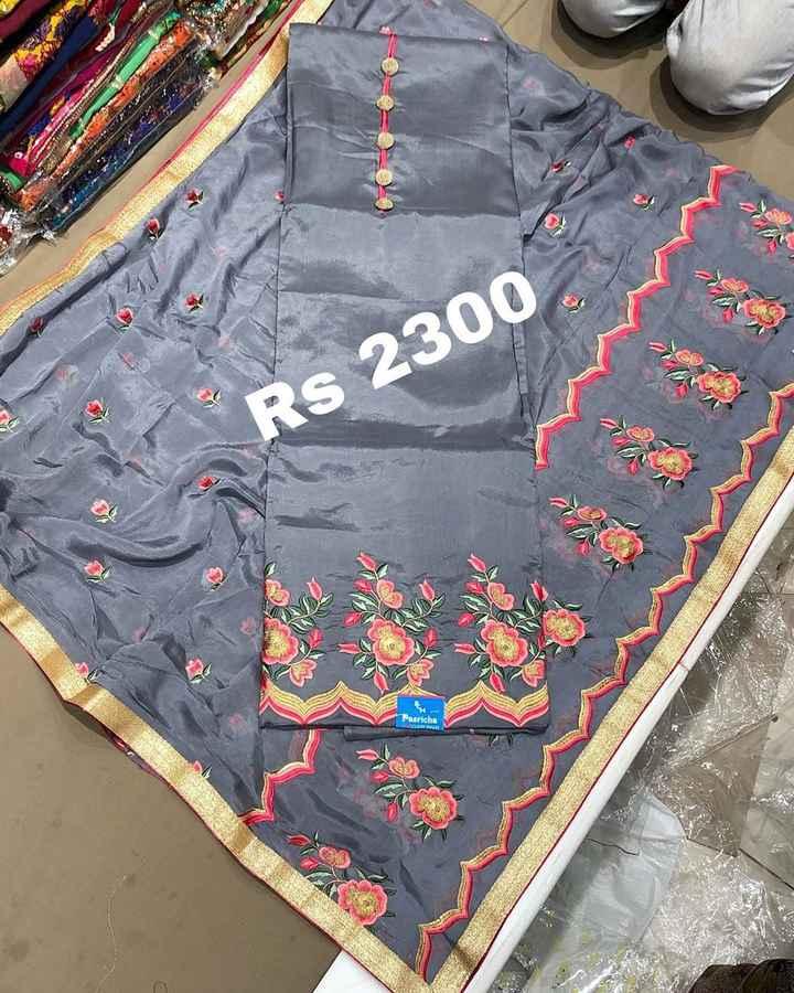 👡  ਪੰਜਾਬੀ ਜੁੱਤੀ ਅਤੇ ਸੂਟ - RS 2300 Pasricha - ShareChat
