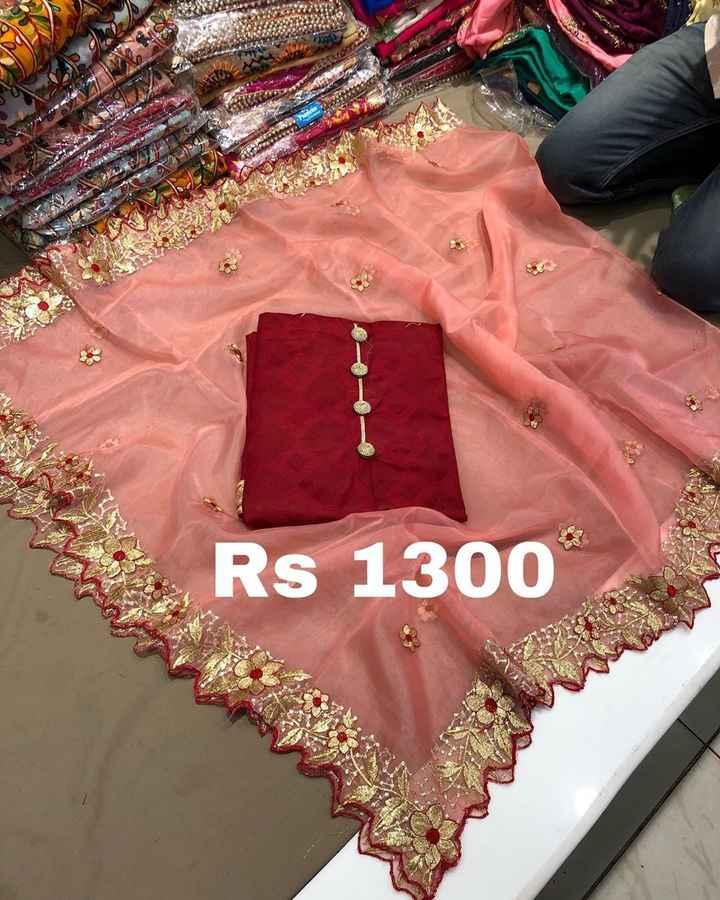 👡  ਪੰਜਾਬੀ ਜੁੱਤੀ ਅਤੇ ਸੂਟ - DE RAL 333 Rs 1300 - ShareChat