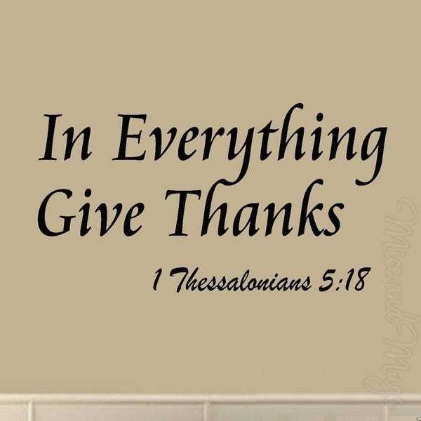 📔ਬਾਈਬਲ - In Everything Give Thanks 1 Thessalonians 5 : 18 - ShareChat
