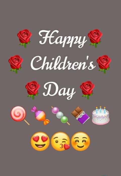 🤩 ਬਾਲ ਦਿਵਸ ਦੀਆਂ ਵਧਾਈਆਂ 💐 - Happy Children ' s Day - ShareChat