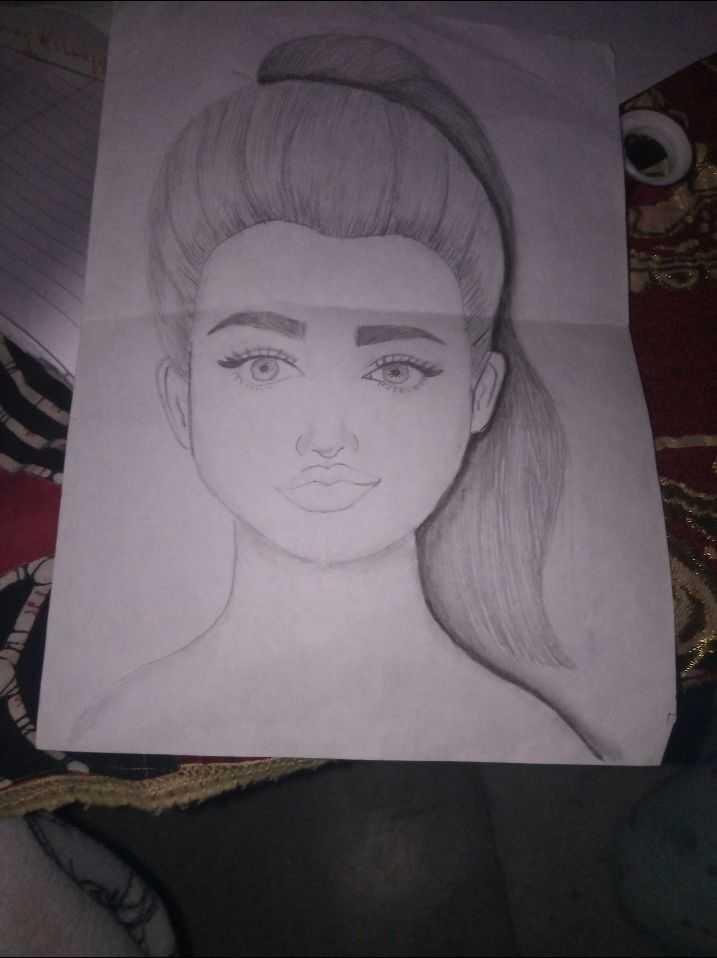 🎨 ਬੱਚਿਆਂ ਦੀ drawing - ShareChat
