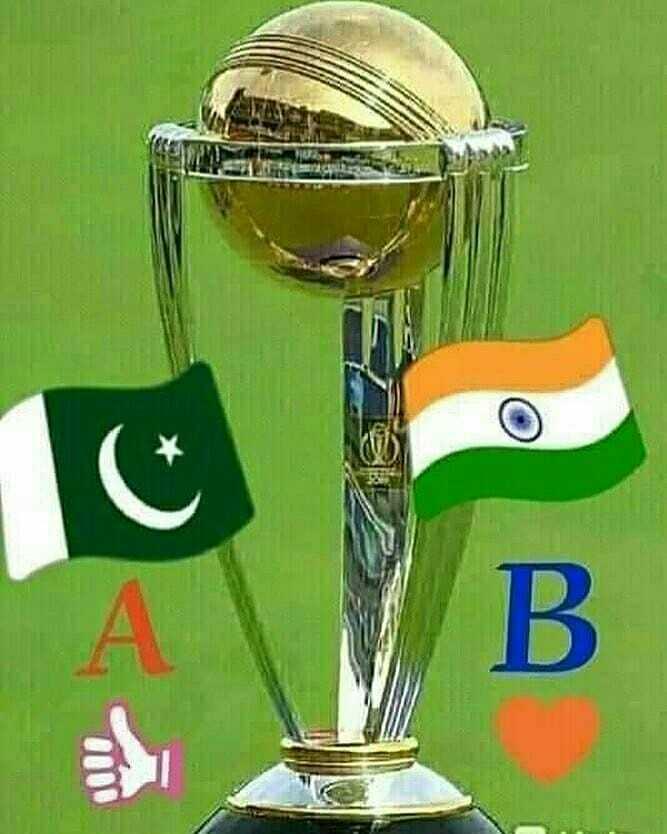 🏏🇮🇳 ਭਾਰਤ vs ਪਾਕਿਸਤਾਨ 🇵🇰 - U - ShareChat
