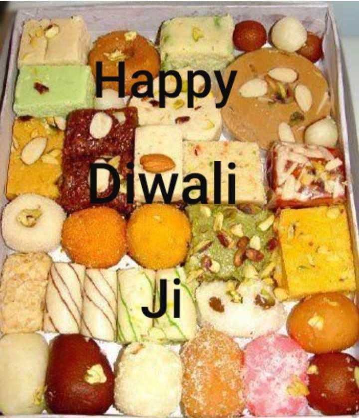 🍩 ਮਿੱਠੇ ਦੇ ਸ਼ੋਂਕੀ - Happy Diwali . Diwali - ShareChat