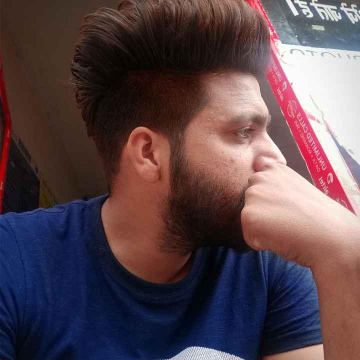 ਮੁੰਡਿਆਂ ਦਾ hairstyle - OR AVAG Tahisi 2AJAD OSTIMIJAU ONS 2X2 S - ShareChat