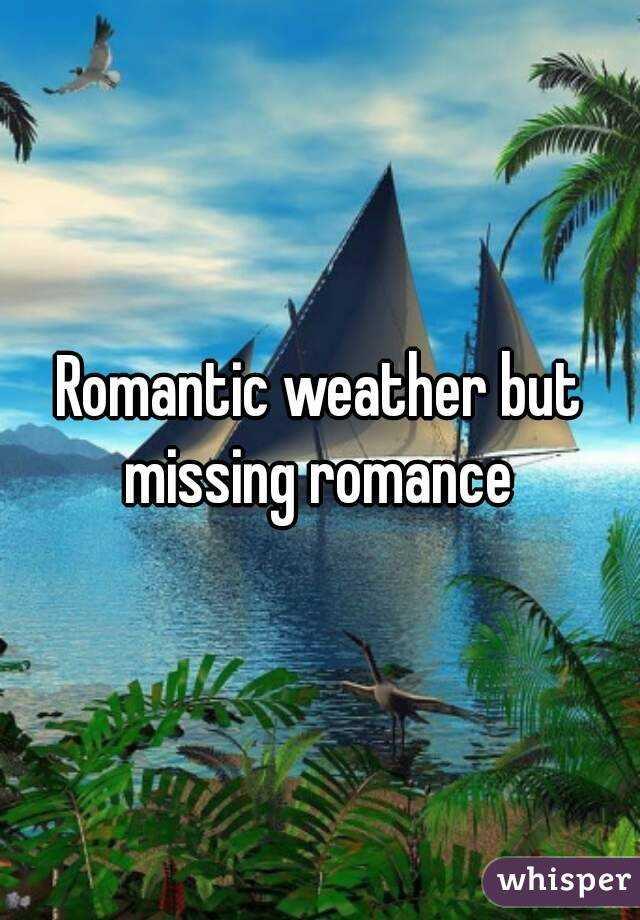 🌧ਰੋਮਾਂਟਿਕ ਮੌਸਮ - Romantic weather but missing romance - ShareChat