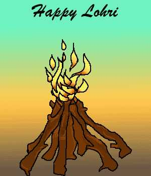 🔥 ਲੋਹੜੀ ਦੀਆਂ ਮੁਬਾਰਕਾਂ 🔥 - Happy Lohri - ShareChat